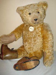 Boots - Teddy Bears of Witney Ltd Ed by By Teddy Bears of Witney | Bear Pile