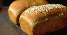 A lovely, soft, mildly sweet loaf, perfect for both sandwiches and toast.