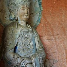 Chine Sculptures rupestres de Dazu