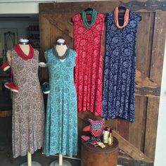 Must have floaty dresses @ Mita. Available sizes s to xxl. Only R499. Get one in every colour