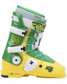 2012 Full TIlt Drop Kick Ski Boot