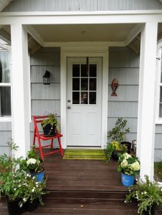 Boost your curb appeal with DIY Porch Columns by Revamp Homegoods