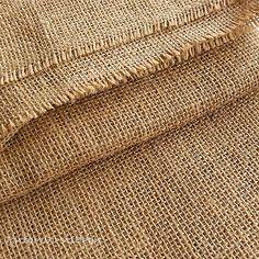 "3 m 12oz Luxury Natural Jute Hessian Burlap Fabric Wedding Craft Upholstery 40"""