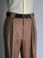 Leg Rust Pants Mens Wide Leg Trousers, Mens Slacks, Formal Vest, Formal Shirts, Baggy Dresses, Dress Trousers, Brown Pants, Guy Stuff, Wool Pants