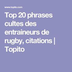 26 Meilleures Images Du Tableau Citations De Rugby Rugby