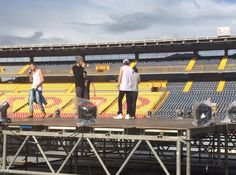 WWA Tour kicked off tonight in Bogota, Colombia!!! I can't believe this is already happening!!