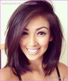 nice Best medium length haircuts for round faces