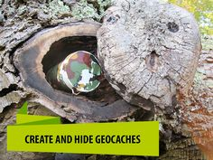 6 easiest ways to create and hide geocaches