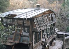 - Topanga Canyon, CA. #treehouse