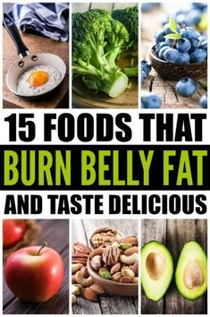 Contrary to popular belief exercise alone won't get you the flat tummy you've always dreamed of. Nope. The foods you eat are just as important as your workouts when it comes to weightloss and if you want to get abs like a Victoria Secret model fast this collection of foods that burn belly fat is for you. There are no fancy recipes or restrictive diets here - just wholesome one-ingredient foods that will fill your tummy and keep you from overeating! #fastdiet Flat Belly Diet, Belly Fat Diet, Burn Belly Fat Fast, Flat Tummy Foods, Sport Nutrition, Diet And Nutrition, Banana Nutrition, Healthy Snacks For Weightloss, Fitness Weightloss