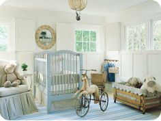 Por Style Twin Biy Nursery Decor Ideas Cool Baby Boy For Pink And Blue 646 Times Like By User Shared