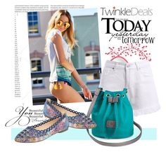 """""""Twinkledeals 17"""" by selmina ❤ liked on Polyvore featuring Stray Dog Designs, Summer, MustHave, trending, summerfashion and twinkledeals"""