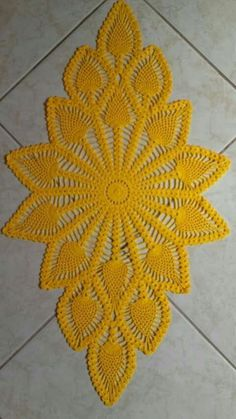 Handmade crochet doily square Size - * inches * 40 cm) Material - cotton Color - yellow (color Please pick the color for doily. Color samples can be seen in the photo. Oval crochet doily, new hand c 371 Likes, 1 Comments - Örgü. This Pin was discovered Crochet Gloves Pattern, Crochet Doily Diagram, Crochet Doily Patterns, Filet Crochet, Thread Crochet, Crochet Doilies, Hand Crochet, Crochet Lace, Diy Crafts Crochet