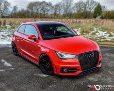 I guess you could say this car looks... A1 😅 @jy_smllwd (Instagram) Showing off the extra sharpness his front bumper has with our front splitter on 🔥 Check the product out on our website, link in bio. #Maxtondesign #MaxtondesignUK #Audi #Audia1 #A1 #Car #Cars #Carstyling #Bodykit #Automotive #Automobile Audi 1, Audi Cars, Audi Sport, Sport Cars, My Dream Car, Dream Cars, Lemans Car, Mk1 Caddy, Audi Motorsport