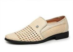Breathable Mesh Classics Shoes  Beige