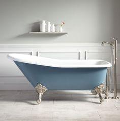 Claw foot tub