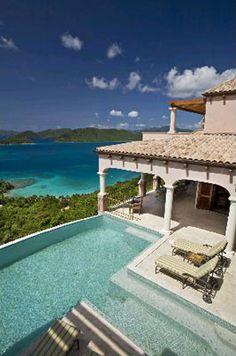 Villa Carlota St. John Wimco Villa Rentals #vacation #dream #wanderlust #bucketlist #caribbeantravel
