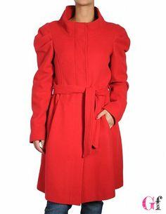Sobretudo Vermelho #BusUrbanWear #Cold #Goodfashion
