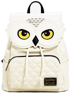 Harry Potter Backpack, Owl Backpack, Diy Gifts To Sell, Cute Mini Backpacks, Girl Backpacks, Cute Bags, Hedwig, Leather, Amazon