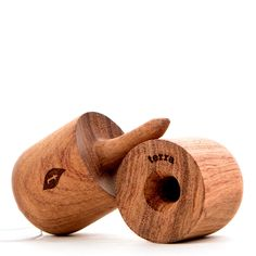 Kendama USA - The Pill - Natural Cherry Wood