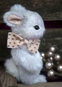 Bunny, by Three O'Clock Bears. Absolutely adorable!