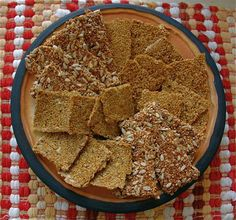 Susan, I've made the sunflower flax crackers a couple of times. Love them! Now, if only I can make enough to curb my craving for them! They're absolutely delicious. I find myself sneaking
