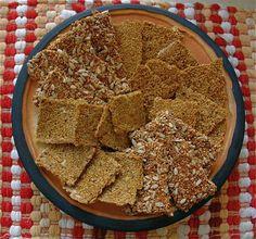 Raw Flat Breads