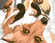 """Check out new work on my @Behance portfolio: """"Animals"""" http://be.net/gallery/59472569/Animals"""