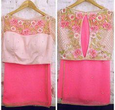 Saree Blouse Patterns, Sari Blouse, Saree Dress, Indian Blouse, Prom Dress, Blouse Models, Saree Models, New Blouse Designs, Saree Blouse Designs