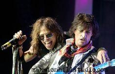 Aerosmith at Riverbend Music Center, 2010