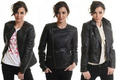Cartoon Network, Leather Jacket, Games, Fashion, Studded Leather Jacket, Moda, Leather Jackets, Fashion Styles, Gaming
