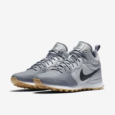 Nike Internationalist Utility: Wolf Gris/Anthracite Cool Gris Noir