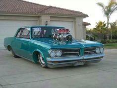 1964 GTO Pontiac