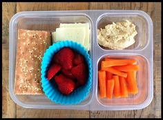 FOLLOW THIS BLOGGER! She's amazing. Great tips on healthy/organic eating and her daily kid meals are AWESOME! Seriously - pin and follow! School Lunch Roundup from 100 Days of Real Food