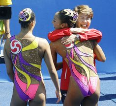 Olympics: Japan 3rd after synchronized swimming duet prelim; Japan 3rd after synchronized swimming duet free routine prelim