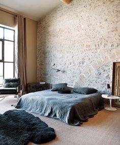 Najbardziej przystępny blog wnętrzarski w sieci: Okładzina kamienna na ścianie - zrób to dobrze!
