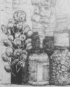 Tienda de dulces #sketchbook #drawings