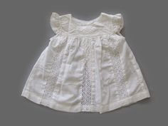 Ref. 1000694- Vestido - Zara- niña - Talla 3 meses - 9€ - info@miihi.com - Tel. 651121480