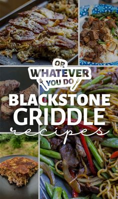 Outdoor Griddle Recipes, Outdoor Cooking Recipes, Grilling Recipes, Camping Recipes, Smoker Recipes, Traeger Recipes, Barbecue Recipes, Cooking Ideas, Flat Top Griddle