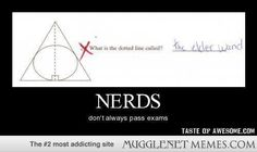 What's that line called? The Elder Wand. Bonus points should have been awarded there.