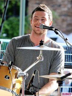 RIP Cory Monteith - The world took you away too soon. You were a great actor and singer and will never be forgotten. <3