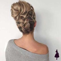44 beautiful braided hair ideas for teens - Diy Fashion - Frisur ideen - Hochsteckfrisur Cute Hairstyles For Teens, Easy Summer Hairstyles, Teen Hairstyles, Hairstyles 2018, Wedding Hairstyles, Hairstyle Ideas, Trendy Haircuts, Amazing Hairstyles, Long Haircuts