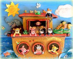Detalle Arca de Noe