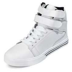 High-Top Velcro Sneakers from #YesStyle <3 yeswalker YesStyle.com