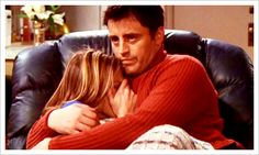 <0>I always wanted Joey-Rachel to end up together since Ross fell in love 3 times but Joey fell in love only once:( And yeah they looked adorable together:P