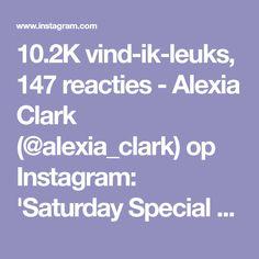 10.2K vind-ik-leuks, 147 reacties - Alexia Clark (@alexia_clark) op Instagram: 'Saturday Special 40 seconds on 20 seconds rest of each movement 3 ROUNDS! #alexiaclark…'