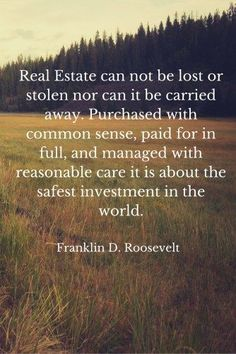 The Greatest Real Estate Quotes. Motivational and Inspirational real estate rela. The Greatest Real Estate Quotes. Motivational and Inspirational real estate related quotes. Real Estate Career, Real Estate Office, Real Estate Business, Selling Real Estate, Real Estate Tips, Real Estate Investing, Real Estate Marketing, Buy Real Estate, Investing Apps