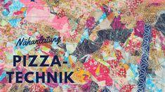 Eine tolle Methode, um Stoffreste zu verarbeiten ist Pizzatechnik mit Heat'n'Bond. Damit lassen sich geniale Unikate zaubern! Wir zeigen dir, wie's geht!