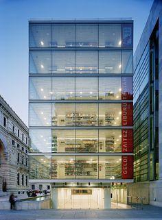 Biscay Statutory Library / IMB Arquitectos (8)