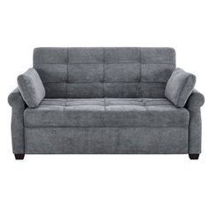 Serta Haiden Queen Sofa Bed Gray Walmart Com In 2020 Convertible Sofa Queen Size Sofa Convertible Sofa Bed